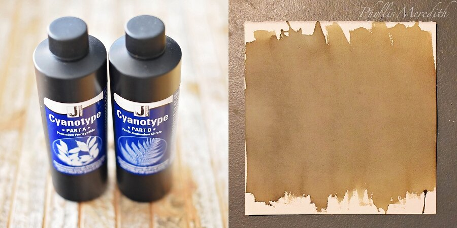 How To Make Cyanotypes, a step by step guide